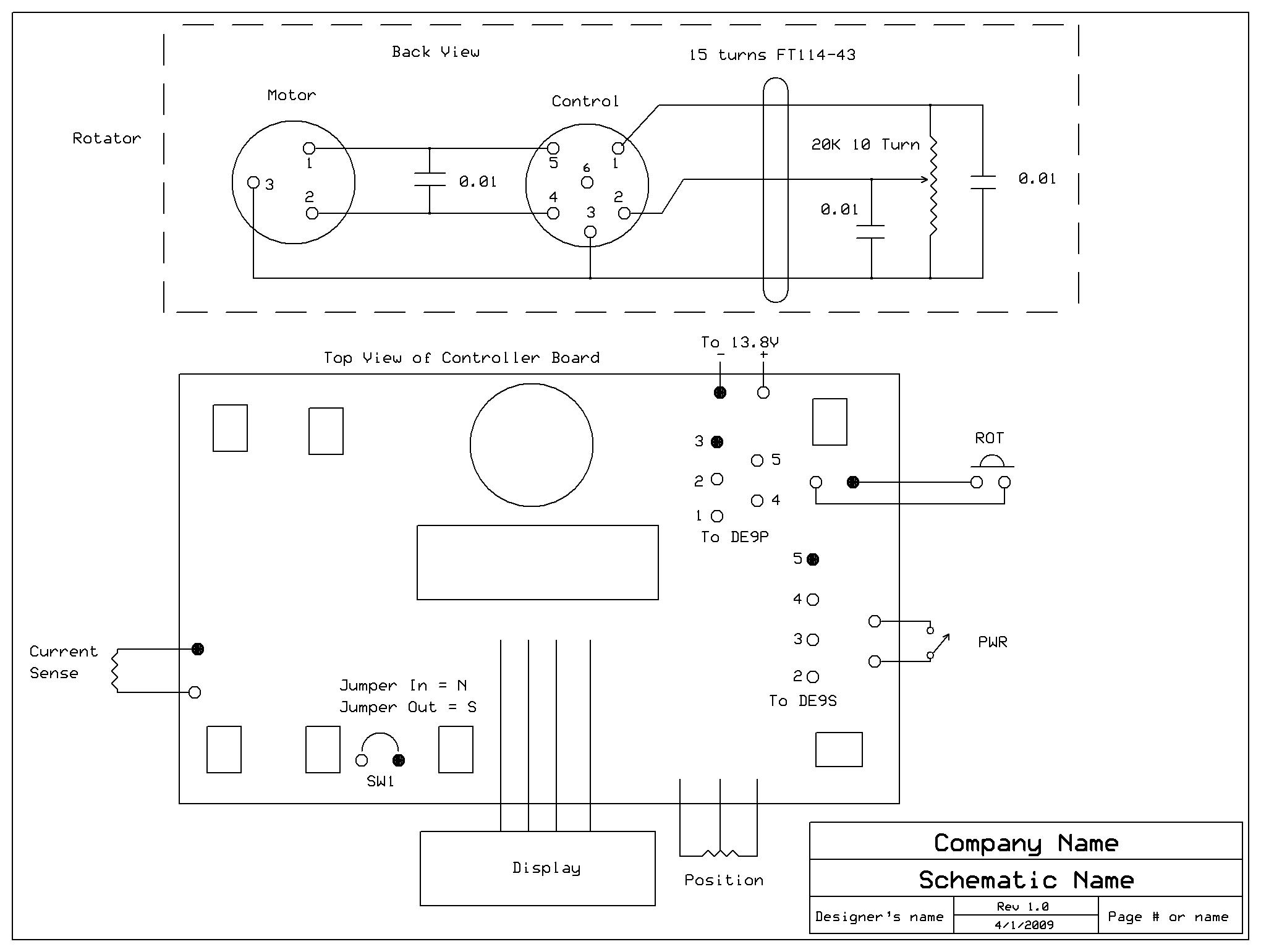 Rotator_Controller_Block antenna rotator antenna rotor wiring diagram at n-0.co